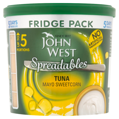 Spreadables Fridge Pack